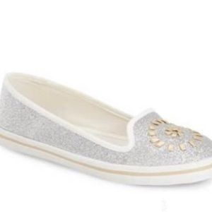 New in Box  Jack Rogers Glitter Mila Loafers
